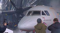 Антонов показав новий транспортний літак