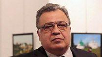 रूसी राजदूत की हत्या