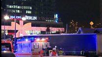 बर्लिन में हमला