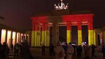 Берлін у жалобі після нападу