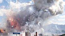 Mexico fireworks blast kills dozens
