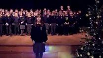"""บทเพลงคริสต์มาสจาก """"เด็กพิเศษ"""" สะกดคนฟังทั่วโลกออนไลน์"""