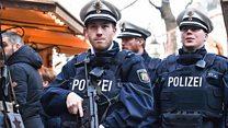 الاشتباه  بتونسي في هجوم برلين