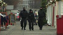 Германия: поиск нападавшего и меры безопасности
