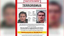 پلیس آلمان به دنبال مظنون اصلی حمله به بازارچه کریسمس در برلین