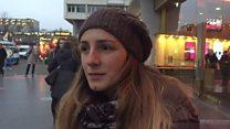Берлинцы разных национальностей - о трагедии на ярмарке