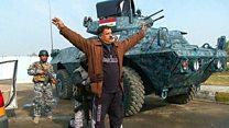 حواجز التفتيش تؤرق العراقيين