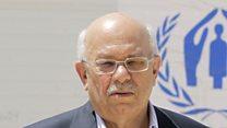 رشيد درباس وزير الشؤون الاجتماعية السابق في لبنان