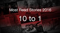 2016's most read NI stories - 10 to 1