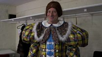 Dame changer: how to get panto ready