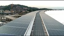 افزایش سرمایه گذاری هند در صنعت انرژی خورشیدی