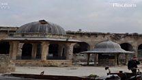 حلب قبل الحرب وبعدها