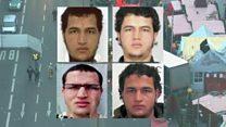 В Германии продолжаются поиски подозреваемого в теракте