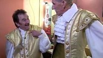 Chuckle Brothers celebrate 50 years in panto