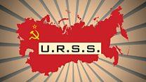 Qué países formaron la URSS y el bloque comunista de Europa y cuáles se formaron después de su disolución