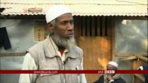 روہنگیا کشمیر میں پناہ کے متلاشی