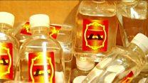 مشکلات مصرف بالای الکل در روسیه