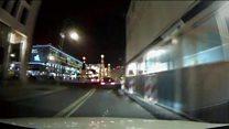 Dashcam captures Berlin market lorry