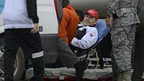 Chapecoense plane crash survivor Rafael Henzel