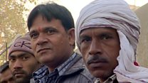 Workers hit by India currency crisis
