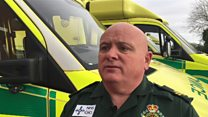 999 call crash could be 'catastrophic'