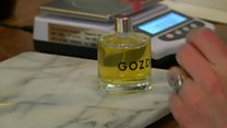 Creating 'one-of-a-kind' perfumes in SA