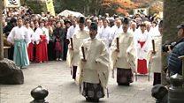مهرجان للضحك في اليابان