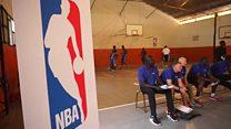 «ان بی ای» اولین آکادمی بسکتبال خود در آفریقا را در سنگال افتتاح می کند