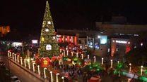 أجواء عيد الميلاد في لبنان