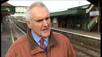 Christmas 'best time' for rail works