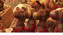 Блины и плоскогубцы - рождественская ярмарка в Лондоне