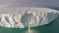 نگرانی از افزایش ذوب شدن یخ ها