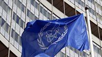 انتشار اسناد محرمانه آژانس بین المللی انرژی اتمی