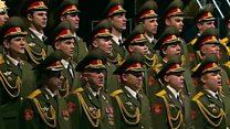 روسيا: 60 من أعضاء فرقة الجيش الأحمر الموسيقية كانوا على الطائرة المنكوبة