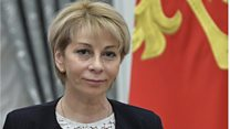 """""""Мы никогда не уверены, что вернемся живыми"""": речь Глинки в Кремле"""