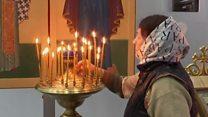 Аварія Ту-154: в аеропорту Сочі молились за загиблими