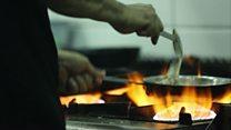 مصاريف: المطاعم في غزة