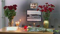 روسیه: بعید است سقوط هواپیمای نظامی در دریای سیاه کار تروریستی باشد
