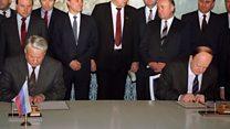 شاهد عینی (٣٨) : پیمانی که پایان کار اتحاد جماهیر شوروی را رقم زد