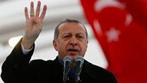 Bos kafetaria Turki ditahan karena 'tidak mau sajikan teh' untuk Erdogan