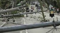 Філіппіни оговтуються після тайфуну Нок-Тен