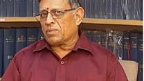 அதிமுக உறுப்பினர் போல் பேசும் ராம மோகன ராவ் : குருமூர்த்தி பேட்டி