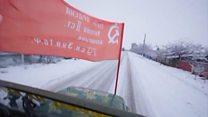 В селе Привольном Горбачева любят, а его наследие - нет