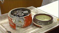 Russia investigates plane's 'black box'
