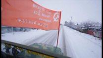 ソ連崩壊から25年 ロシア国民の過半が「帝国」消滅悔やむ