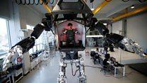 Desainer Transformers dan Robocop buat robot seharga Rp110 miliar