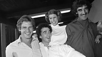 C-3PO Anthony Daniels: Carrie Fisher was 'a joy'