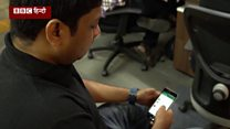 स्मार्टफोन प्लेटफॉर्म दूर कर रहा है भाषा की दिक्कत