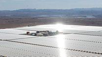 مشروع نور لإنتاج الطاقة الشمسية في المغرب من أضخم مشاريع إنتاج الطاقة في أفريقيا