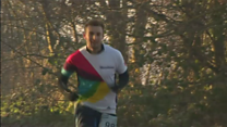Whitstable man sets record for running 100 marathons